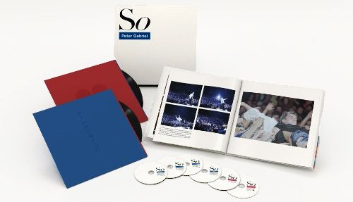 So 25th Anniversary Box Set