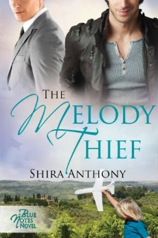 The Melody Thief by Shira Anthony.