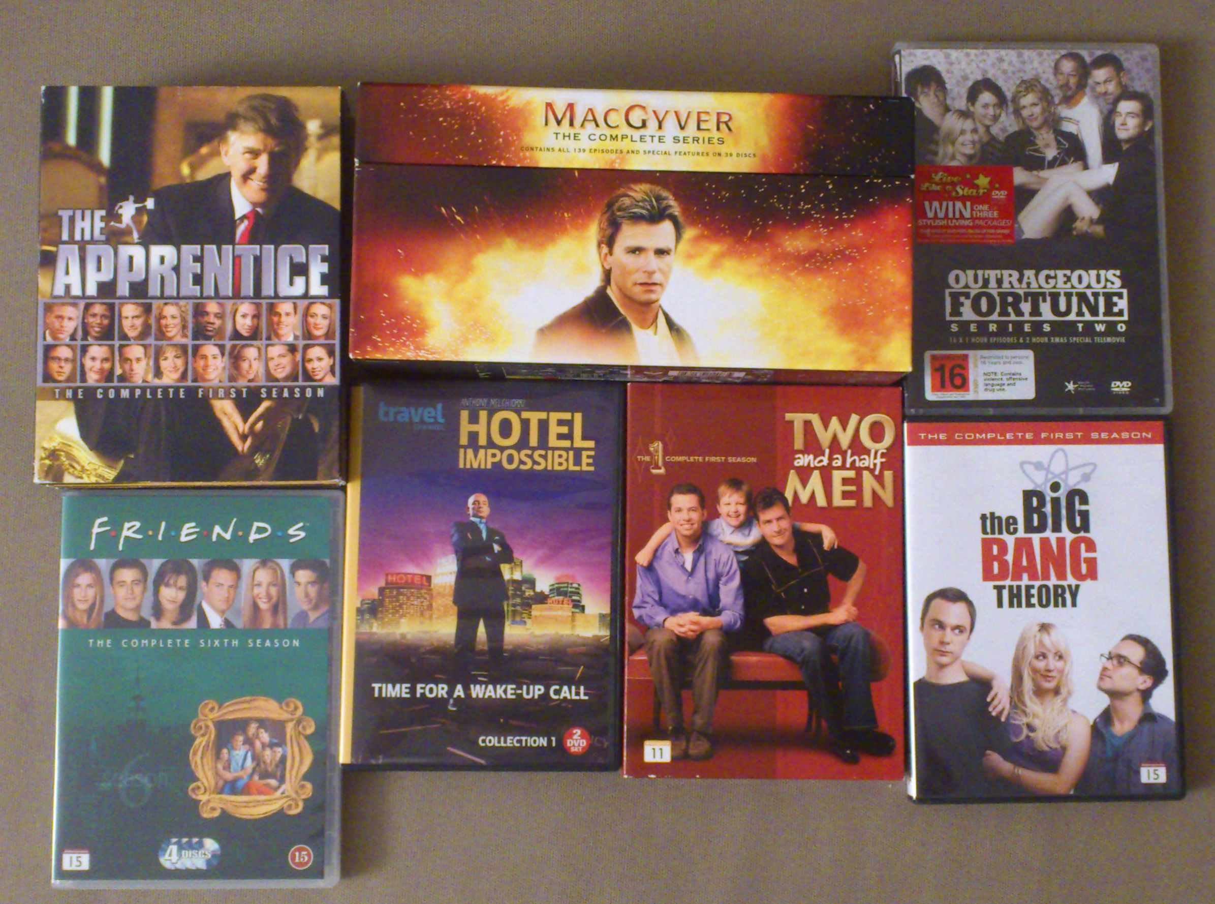 DVDcollection