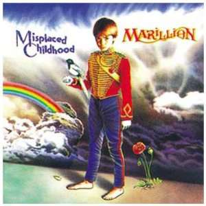 Misplaced Childhood by Marillion.