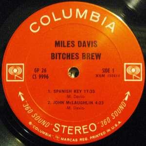 Vintage Columbia 2 Eye Label.