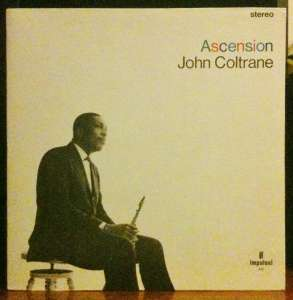 Coltrane Ascension LP