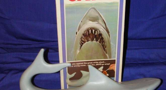 Jaws Vintage 70s Toy