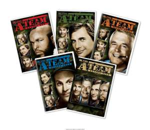 The A-Team DVD set