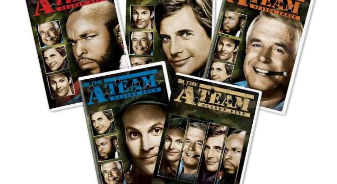 The A-Team DVD set
