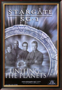 Stargate SG-1 main cast