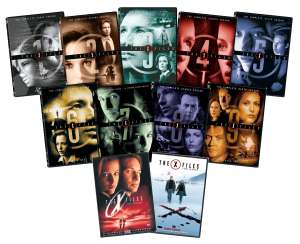 The X-Files on DVD