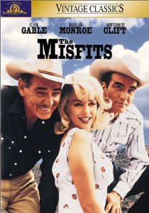 The 1961 movie The Misfits
