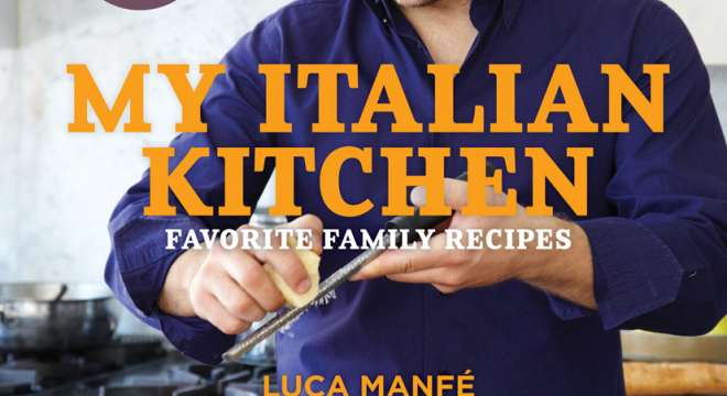 My Italian Kitchen by Luca Manfe.
