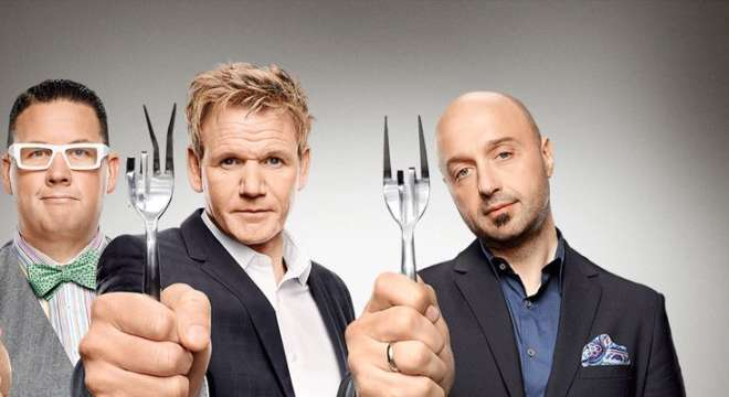 MasterChef Season 5 official promotional image.