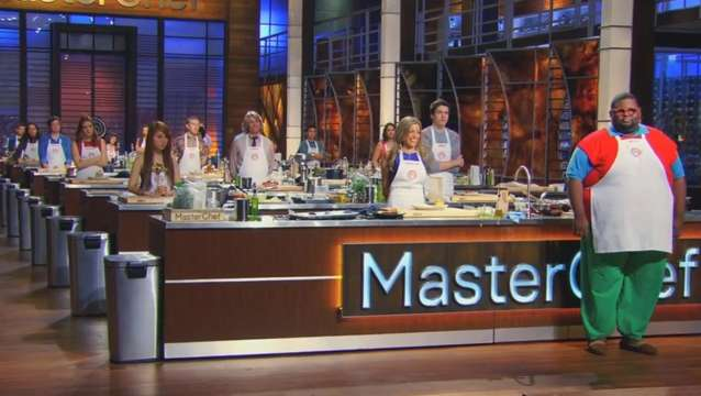 Screen capture from MasterChef Season 5 episode 2. Watch it now with Amazon Instant Video.