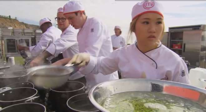 MasterChef screencapture