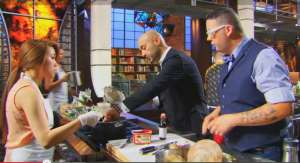 MasterChef season 5 screencapture