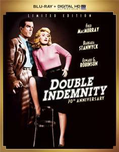 Double Indemnity with Fred MacMurray and Barbara Stanwyk