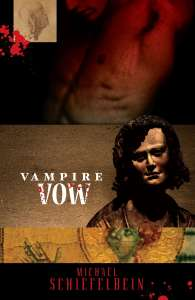 Vampire Vow - available in paperback and ebook versions.