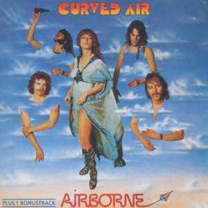 Airborne by Curved Air