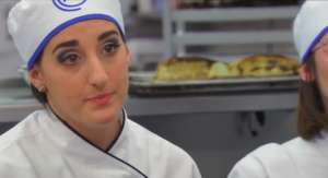 Screencapture from the September 1 episode of MasterChef on FOX.