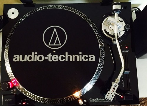 Amazon Image Audio Technica Turntable