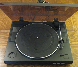 Cheap Sony Turntable