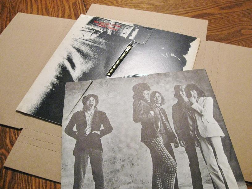 Vinyl Record Mailing