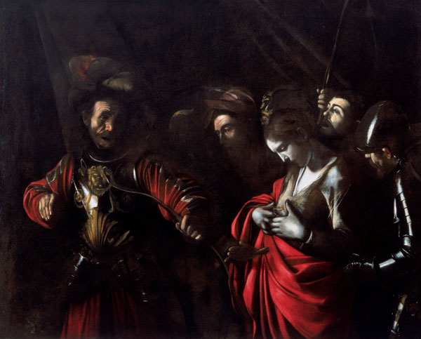 """The Martyrdom of Saint Ursula""."