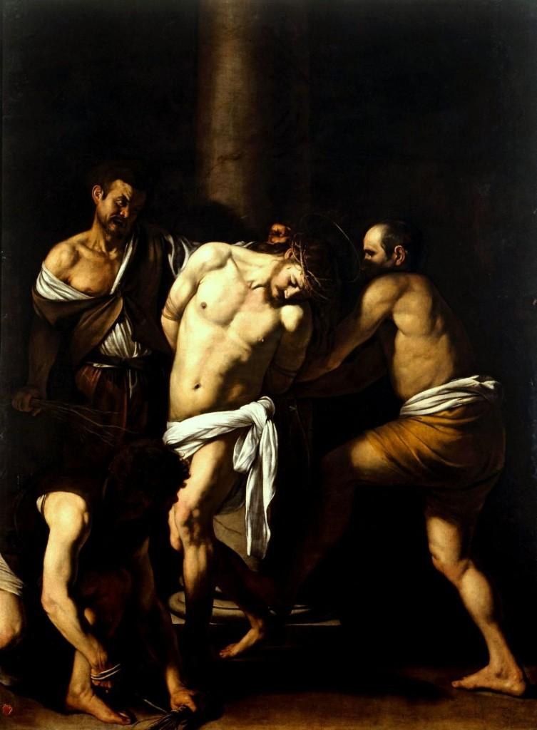 """""""La Flagellazione di Cristo""""."""