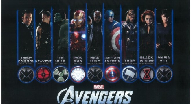 The Avengers: One of the biggest media and comics fandoms today.