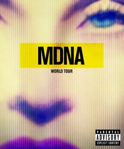 Madonna: The MDNA Tour [Blu-ray].