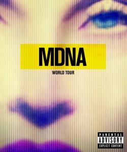 Madonna: The MDNA Tour [Blu-ray].