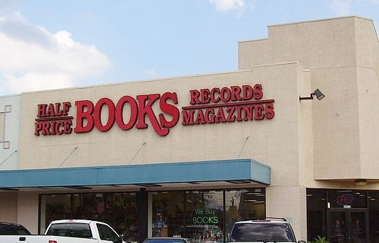 Half Price Books is another place where you can find cheap vinyl records