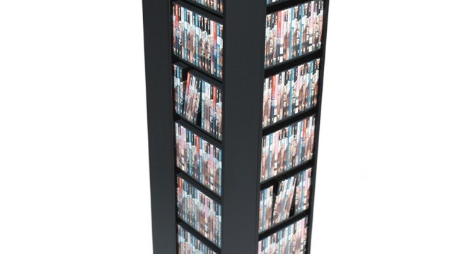 DVD Tower Pre Pac