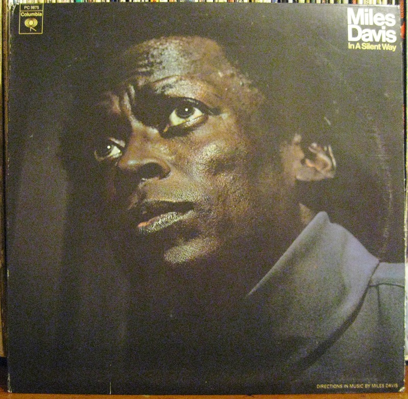 Vintage Miles Davis In a Silent Way Album