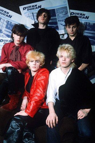 Duran Duran vintage poster print