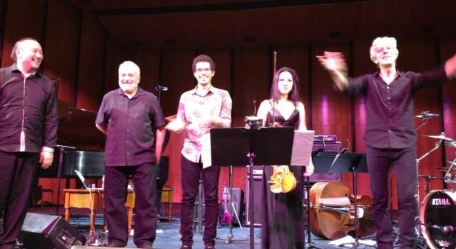 The Off the Score Ensemble