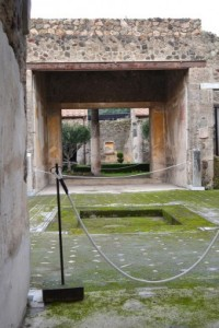 Enjoy exploring Pompeii - but respect the ropes and barricades that keep you out of areas under active preservation.