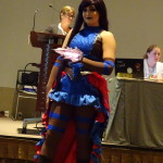 Women Rocking Cosplay Scene at Phoenix Comicon 2015