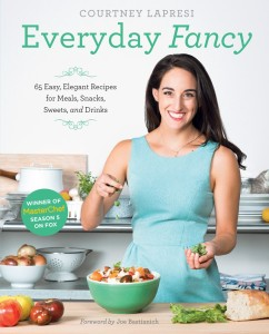"""Everyday Fancy"" by Courtney Lapresi, the winner of MasterChef Season 5."