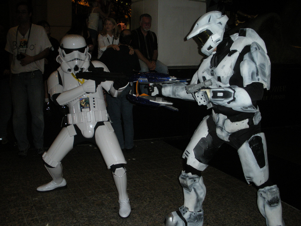 DragonCon stormtrooper