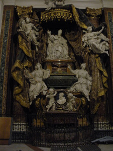 Tomb of Pope Gregorius XV