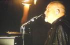 Peter Gabriel on stage September 21, 2012 in Philadelphia, Pennsylvania.