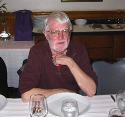 Science Fiction, Fantasy Author Hank Quense
