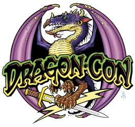 Official Dragon*Con Logo.