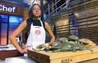 "Screencapture from the MasterChef Season 6 episode ""Clawing to Victory""."