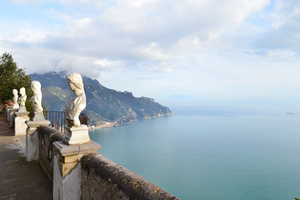 Ravello one of italy 39 s most scenic towns for Terrace of infinity