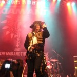 Adam Ant Concert Review: The NorVa in Norfolk, Virginia on October 3, 2012