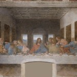 "Leonardo Da Vinci's ""The Last Supper"" in Milan, Italy"