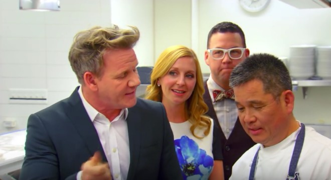 Screencapture from the August 26 2015 episode of MasterChef