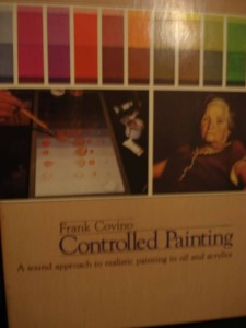 """Controlled Painting"" by Frank Covino. Book available at Amazon."
