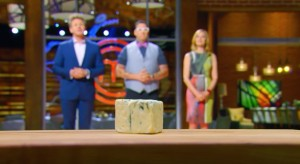 Screencapture from the September 2 2015 episode of MasterChef.