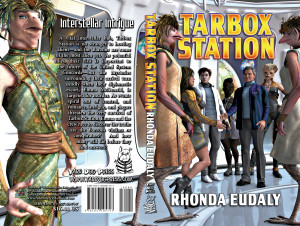 """Tarbox Station"" by Rhonda Eudaly"